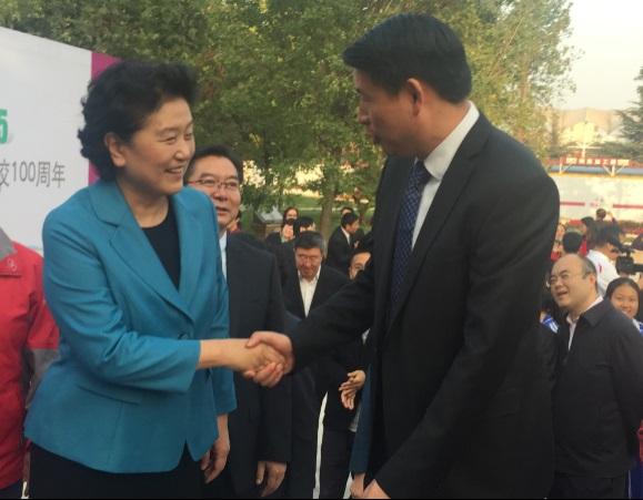 刘延东鼓励中文在线