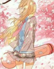 樱花的笑容